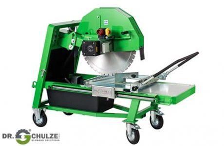 DR.CHULZE כלים לעיבוד וחיתוך בטון, שיש ואבן